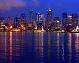 The Seattle Skyline Photo