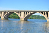 Key Bridge - Washington DC Photographic Print by  Orhan