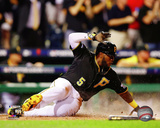 Josh Harrison Game 3 of the 2014 National League Division Series Photo