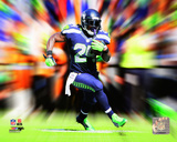 Marshawn Lynch Motion Blast Photo