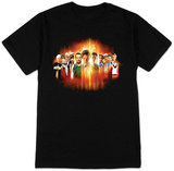Doctor Who - All Doctors Line Up T-Shirt