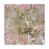Pink Smash Giclee Print by Jodi Maas