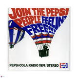 Join the Pepsi People - Feelin' Free!!! Prints
