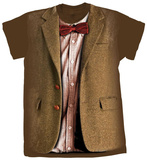 Doctor Who - 11th Doctor Costume T-shirts