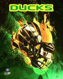 University of Oregon Ducks Helmet Photo