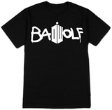Doctor Who - Bad Wolf (Black) Shirts
