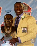 Shannon Sharpe 2011 Hall of Fame Induction Ceremony Photo