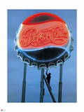 Pepsi - Pepsi Bottle Cap Billboard Photo Prints