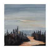 River City II Giclee Print by Farrell Douglass