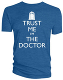 Doctor Who - Trust Me I'm The Doctor T-shirts