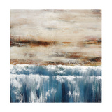 Waterline by the Coast III Lámina giclée por Sydney Edmunds