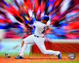 Anthony Rizzo Motion Blast Photo