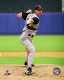 Randy Johnson 2002 Action Photo