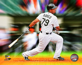 Jose Abreu Motion Blast Photo