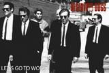 Reservoir Dogs - Lets Go Poster
