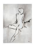 Graceful Lady I Giclee Print by Rikki Drotar