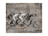 Tandem Giclee Print by Alexys Henry