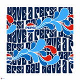 Have a Pepsi Day: Spirit Campaign Word Graphic Prints