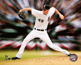 Chris Sale Motion Blast Photo