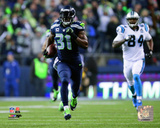 Kam Chancellor Interception 2014 Playoff Action Photo