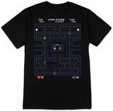Doctor Who - Retro Video Game Maze T-shirts