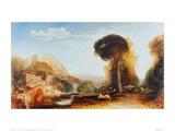 Palestrina, 1828 Giclee Print by J.M.W. Turner