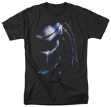 Alien vs Predator - Predator Head T-shirts