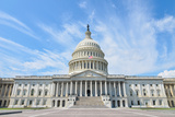 United States Capitol Building East Facade - Washington DC United States Posters by  Orhan