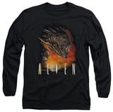 Longsleeve: Alien - Fangs Shirt