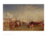 Venice, 1840 Giclee Print by J.M.W. Turner