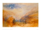 Lake of Brienz Giclee Print by J.M.W. Turner