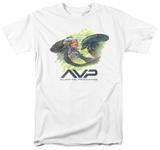 Alien vs Predator - Painted Battle Shirt