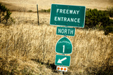 Route 1 Sign, California Photographic Print by Andrew Bayda