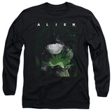 Longsleeve: Alien - Take A Peak T-shirts
