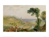 Hythe, Kent Giclee Print by J.M.W. Turner