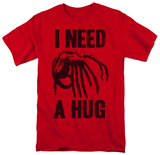 Alien - Need A Hug T-Shirt