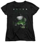 Womans: Alien - Take A Peak Bluser