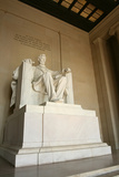 Abraham Lincoln Memorial, Washington D.C. Photographic Print by  Zigi