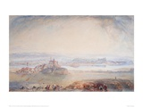 Nineveh, Moussal on the Tigris Giclee Print by J.M.W. Turner
