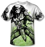 Alien vs Predator - Graphic Battle Shirts