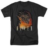 Alien - Fangs T-shirts