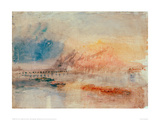 Bright Stone of Honour, 1841 Giclee Print by J.M.W. Turner