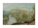 Richmond, Yorkshire Giclee Print by J.M.W. Turner