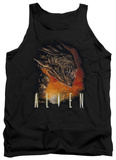 Tank Top: Alien - Fangs Tank Top