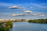 Potomac River, Washington DC Photographic Print by  sborisov