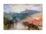 Dudley, Worcester Giclee Print by J.M.W. Turner