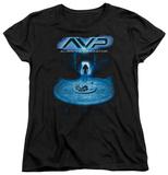 Womans: Alien vs Predator - Entrance T-Shirt