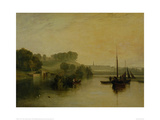Petworth, Sussex Giclee Print by J.M.W. Turner