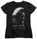 Womans: Alien - Evolution T-shirts
