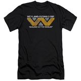 Alien - Weyland (slim fit) Shirts